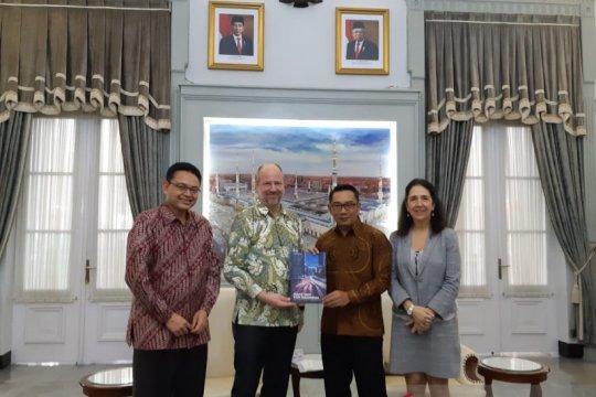 Dubes ajak Gubernur Jabar promosikan kopi Indonesia di Swedia