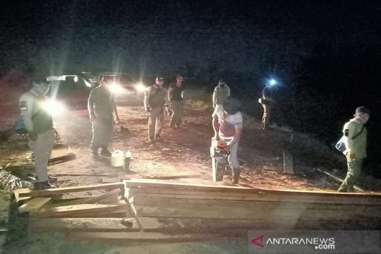 BBKSDA: Operasi penangkapan pembalak liar Giam Siak Kecil selalu bocor