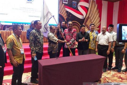 Ketua DPRD Kota Palangka Raya terpilih jadi Ketua ADEKSI