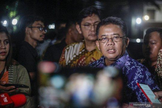 Presiden PKS temui SBY di Cikeas