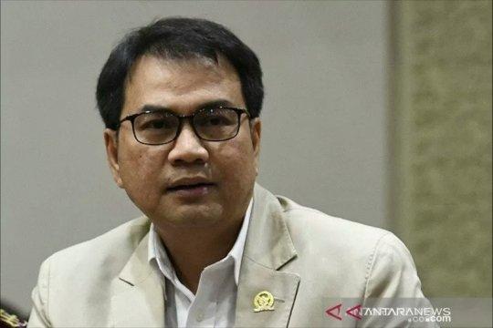 Azis: Baleg ajukan rapat di luar DPR karena masalah listrik parlemen
