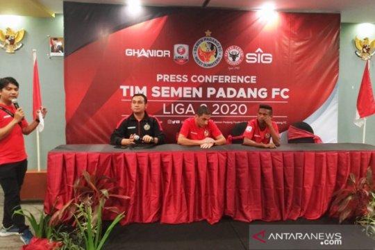 Yosviandri minta Semen Padang FC lupakan masa lalu