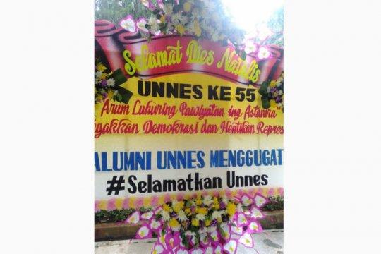 Alumni Unnes sampaikan pernyataan sikap soal kondisi universitas