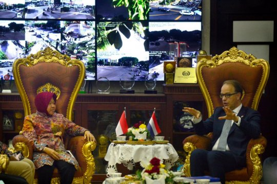 Pengusaha Belanda siap tanamkan investasi di Surabaya