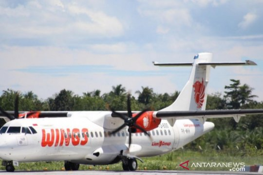 Lion Air hubungkan Kalbar-Kalteng dukung kemajuan ekonomi daerah