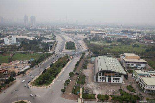 Formula 1 resmi tunda Grand Prix Bahrain dan Vietnam