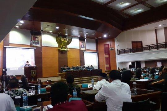 Gubernur Sumbar beri jawaban interpelasi BUMD dan aset daerah
