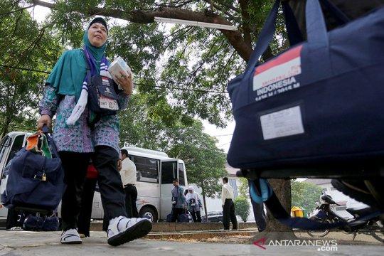 Maskapai Flynas layani jamaah haji Embarkasi Palembang 2020