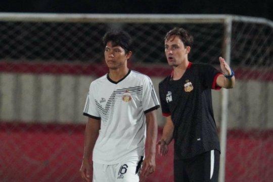 Pelatih Bhayangkara girang pemainnya tunjukan perkembangan positif