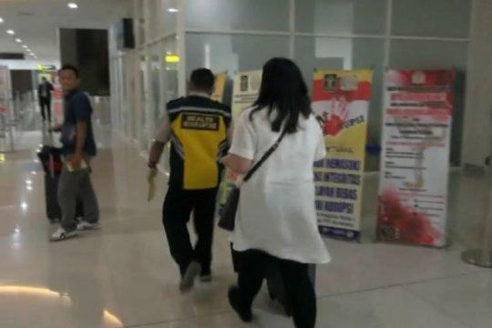 Petugas KKP pastikan mahasiswa dari China kondisinya sehat