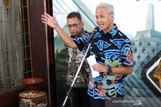 Ganjar larang kapal pesiar bersandar di Semarang antisipasi COVID-19