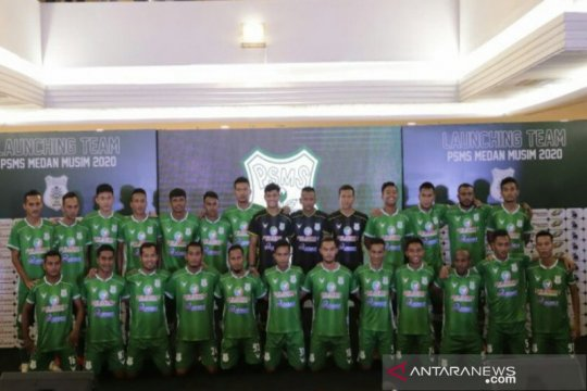 PSMS perkenalkan tim untuk arungi Liga 2