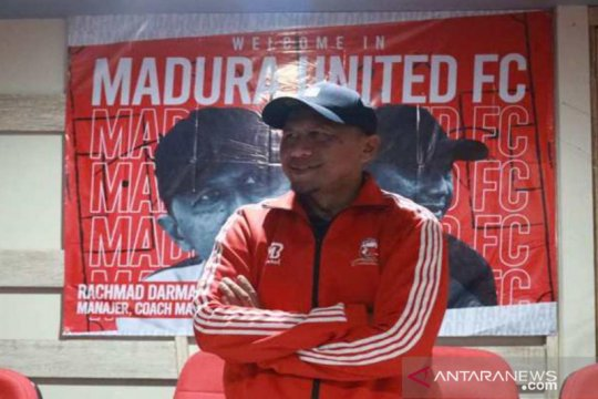 Madura United akan jalani laga uji coba lawan Arema FC