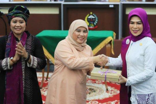Diah Pitaloka lantik kaukus perempuan parlemen Sulsel