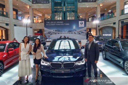 630i Gran Turismo M Sport mejeng di BMW Exhibition Jakarta