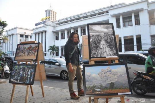 Pameran foto 16 tahun berkarya PFI Medan