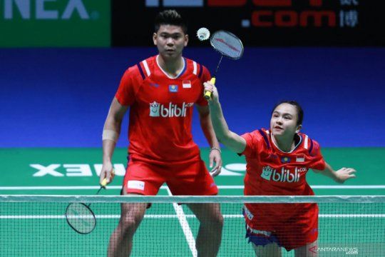 Praveen/Melati melaju ke semi final All England