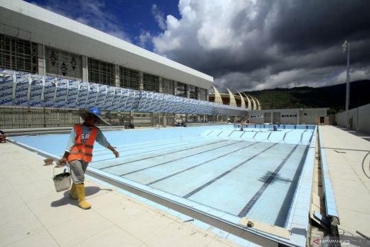 Kementerian PUPR rampungkan pembangunan sejumlah arena PON Papua
