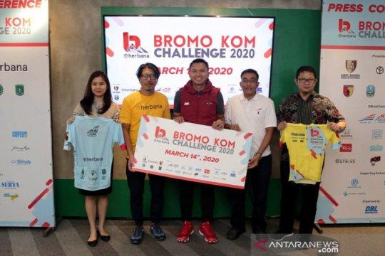 1.448 pesepeda berkompetisi taklukkan tanjakan Gunung Bromo