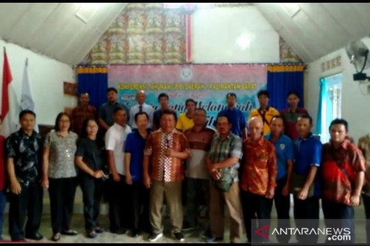 Tokoh agama di Bengkayang deklarasi tolak kampanye di tempat ibadah