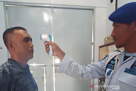 Petugas lapas diminta antisipasi virus corona
