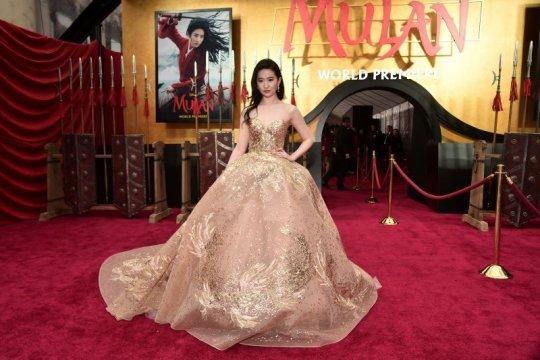 """""""Mulan"""" siap ditayangkan di bioskop China mulai 11 September"""