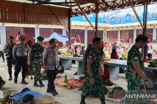 300 personel gabungan di Jayawijaya siaga antisipasi demonstrasi