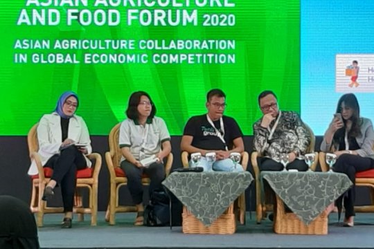 Regenerasi petani dinilai jadi kunci modernisasi pertanian