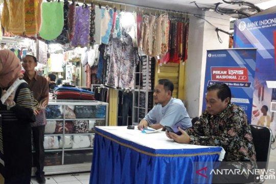 Perluas jangkauan QRIS, BI Malang sasar pedagang pasar tradisional