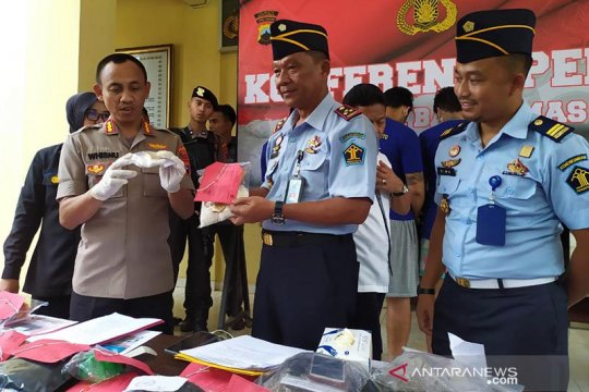 Petugas gagalkan upaya penyelundupan sabu-sabu ke Lapas Purwokerto