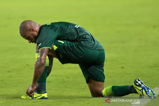 Mantan penyerang Persebaya Surabaya resmi berlabuh di Terengganu FC
