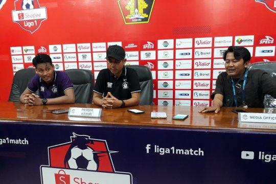 Persik Kediri dikalahkan Persiraja Banda Aceh 0-1