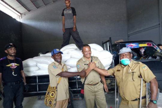 Pemkab Mimika apresiasi kepedulian komunitas bantu warga Tembagapura