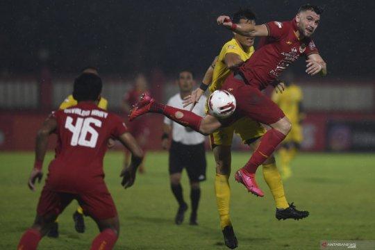 Pelatih Persija Jakarta puji kiper Bhayangkara FC Awan Setho