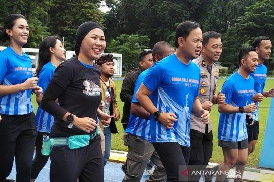 Pemkot Bogor tunda lomba lari untuk kurangi risiko COVID-19