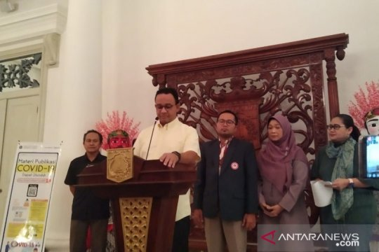 Anies tunda ujian nasional SMA dan SMK se-DKI Jakarta