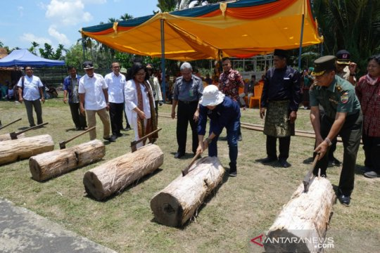 Kepulauan Meranti selenggarakan Festival Sagu Nusantara 2020