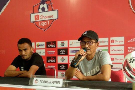 Barito Putera berupaya bangkit di kandang PSM Makassar