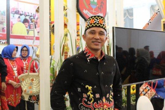 Motif kuno Celugam jadi ikon utama Lampung Craft 2020