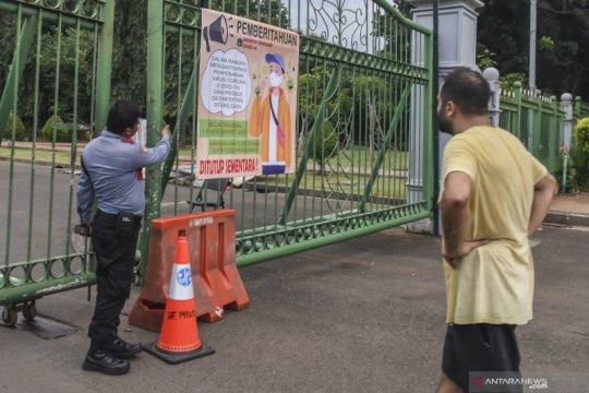 Kunjungan wisman ke DKI Jakarta Februari merosot 24,41 persen