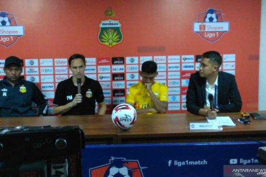 Kelengahan jadi faktor Bhayangkara FC kebobolan dua gol