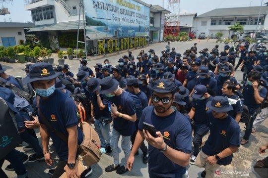 WNI eks-ABK World Dream paling banyak ke Jawa Timur dan Bali