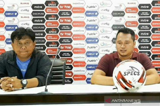 Sriwijaya FC targetkan menang lawan PSIM Yogyakarta