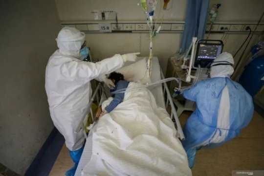 Tujuh pasien di Riau dinyatakan negatif COVID-19