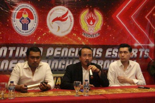 Brigjen TNI Sondi Siswanto jabat Ketua Pengprov E-Sports Jateng