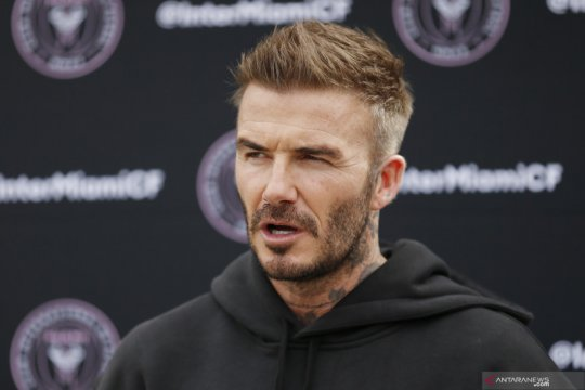 Penantian panjang Beckham saksikan klubnya debut kandang berlanjut