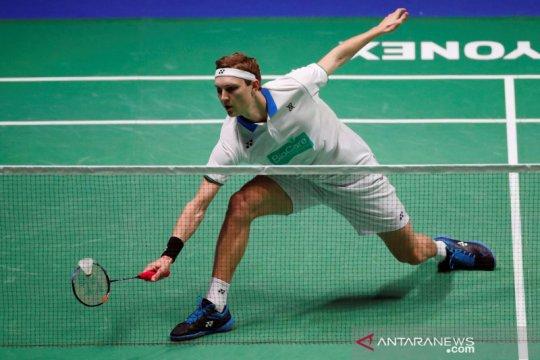 Positif COVID-19, Axelsen batal tanding di final Kejuaraan Eropa