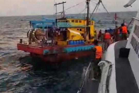 KKP kembali tangkap kapal ikan asing di Selat Malaka