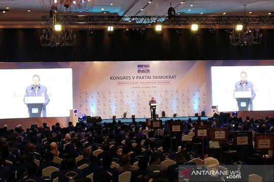 SBY jadi Ketua Majelis Tinggi Partai Demokrat