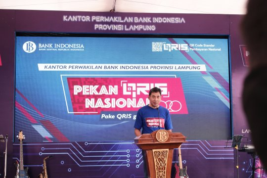 BI dorong Bank Lampung berpartisipasi aktif implementasikan QRIS